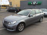 brugt Mercedes C220 C-ClassCDI BlueEFFICIENCY T Avantgarde aut 5d