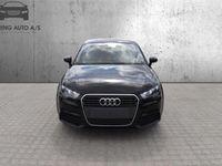 brugt Audi A1 Sportback 1,6 TDI DPF Ambition 90HK 5d - Personbil - Sort