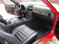 used Porsche 924 5-gear targa