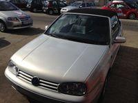brugt VW Golf Cabriolet 2.0 Highline 5g 2d