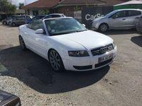 brugt Audi A4 Cabriolet 2,4 V6
