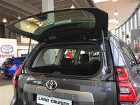 brugt Toyota Land Cruiser 5 pers. 2,8 D-4D T2 4x4 177HK 5d Aut.