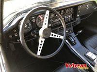 brugt Jaguar E-Type modelår 1971, B