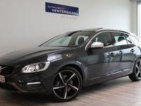 brugt Volvo V60 T6 306 R-design aut. AWD