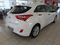 brugt Hyundai i30 1,6 CRDi Comfort XTR ISG 110HK 5d 6g