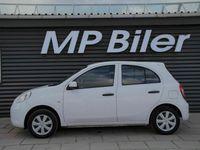 brugt Nissan Micra 1,2 Acenta