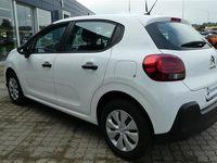 brugt Citroën C3 1,2 PureTech Live start/stop 82HK 5d