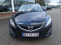 brugt Mazda 6 2,2 DE Mid Stationscar 163HK Stc