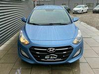 brugt Hyundai i30 1,6 CRDi 110 Active+ CW