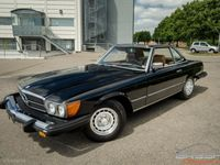 brugt Mercedes SL380 3,8 218HK Cabr. Aut.