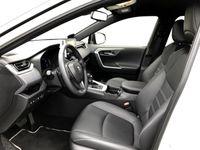 brugt Toyota RAV4 2,5 B/EL H3 Style 218HK 5d 6g Aut. A+