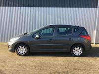 brugt Peugeot 207 1,6 HDI Active 92HK Stc
