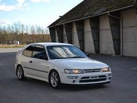 usata Toyota Corolla 1,6 GSI 114 HK Velholdt