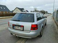 brugt Audi A6 2,4 V6 Avant Multitr.