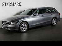 brugt Mercedes C200 2,0 Avantgarde st.car