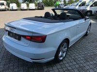 brugt Audi A3 Cabriolet 2,0 TFSi 190 Sport S-tr.