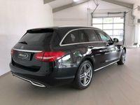 brugt Mercedes C250 2,2 BlueTEC Avantgarde st.car aut.