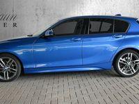 brugt BMW 118 i - 136 hk Steptronic Hatchback M-SPORT