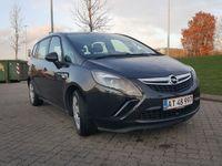 brugt Opel Zafira Tourer 2,0CDTi 110HK