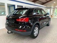 brugt Audi Q3 TDi 140 Van