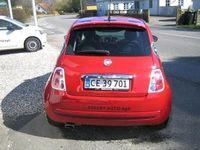 brugt Fiat 500 1,2 Sport 69HK 3d