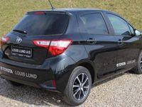 brugt Toyota Yaris 1.5 VVT-iE 6-trins man. 5-dørs T2 Premium
