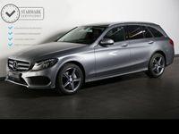 brugt Mercedes C200 1,6 BlueTEC AMG Line st.car