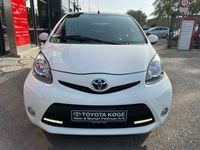 brugt Toyota Aygo 1,0 VVT-I Black&White 68HK 5d A+