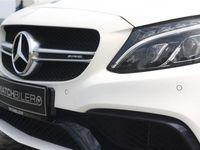brugt Mercedes C63 AMG AMG S T 4,0 V8 AMG Speedshift 510HK Stc 7g Aut.