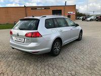 brugt VW Golf VII 1,6 TDi 110 Allstar Variant BMT
