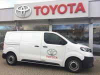 gebraucht Toyota Proace Medium 1,6 D Comfort 115HK Van 6g