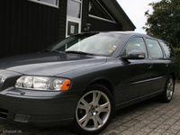 brugt Volvo V70 2,4 140HK Stc Aut.