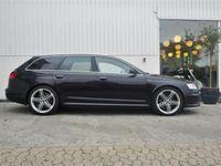 brugt Audi RS6 Avant 5,0 FSI Quattro Tiptr. 580HK Stc 6g Aut.