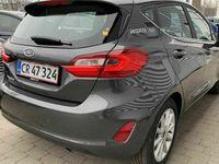brugt Ford Fiesta 1,5 TDCi Titanium Start/Stop 85HK 5d 6g