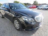 brugt Mercedes E200 2 BlueTEC Elegance aut.