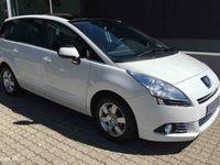 brugt Peugeot 5008 2,0 HDI Active 163HK 6g Aut.