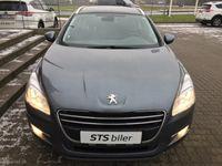 brugt Peugeot 508 SW 1,6 e-HDi Active ESG 112HK Stc 6g Aut.