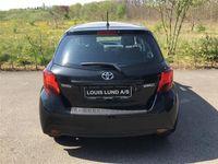 brugt Toyota Yaris Skyview 1,3 VVT-I T2 100HK 5d