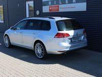 brugt VW Golf VII 1,6 TDi 110 Highl. Vari. DSG BMT