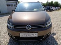 brugt VW Touran 1,4 TSi 140 Match DSG 7prs