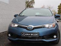 brugt Toyota Auris Touring Sports 1,8 B/EL H2 136HK Stc Aut.