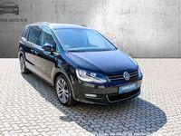 usata VW Sharan 2,0 TDI BMT SCR Highline DSG 150HK 6g Aut. - Personbil - sort - 7 pers.