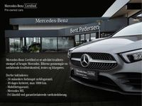 brugt Mercedes A180 d 1,5 CDI Business 7G-DCT 116HK 5d 7g Aut.