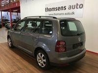 brugt VW Touran 1,4 TSi 140 Trendline