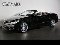 brugt Mercedes E350 3,5 CGi Cabriolet aut. BE