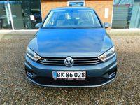 brugt VW Golf Sportsvan 2,0 TDI BMT R-Line 150HK 6g