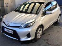brugt Toyota Yaris HSD Multidrive S 1,5