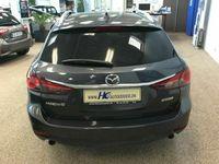 brugt Mazda 6 2,0 Sky-G 165 Vision stc. aut.