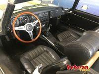brugt Jaguar E-Type 4,2 Cabriolet Serie 2