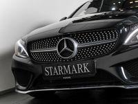 brugt Mercedes C220 d 2,2 AMG Line Coupé aut.